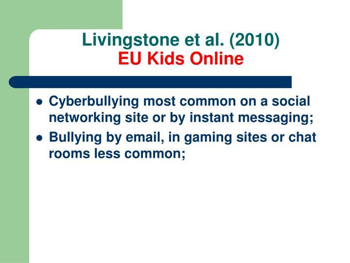 Livingstone et al. (2010)