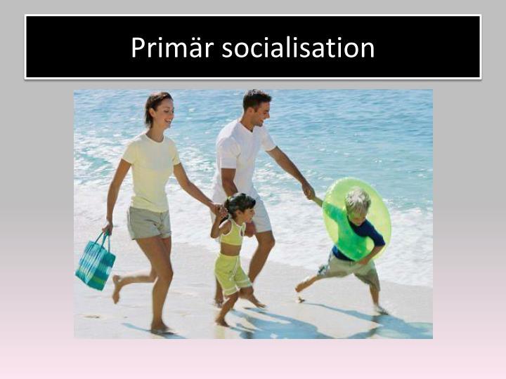 Primär socialisation
