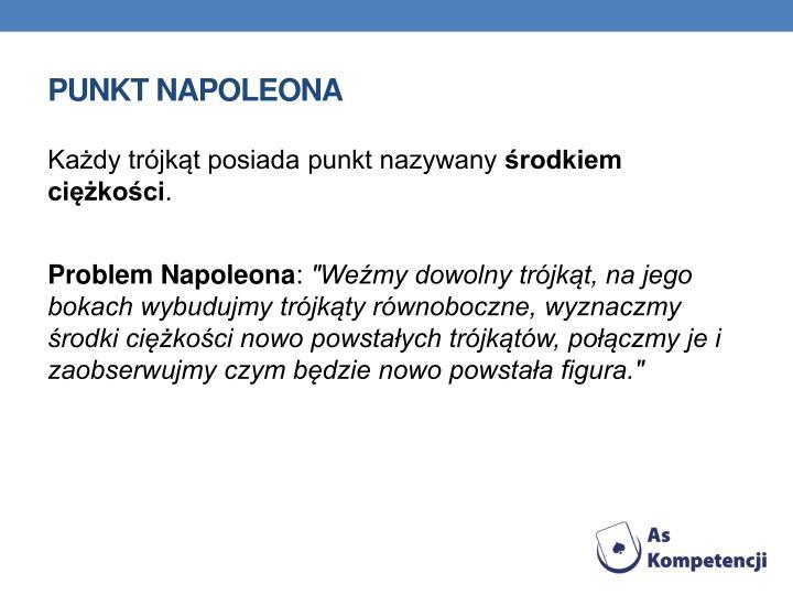 Punkt napoleona