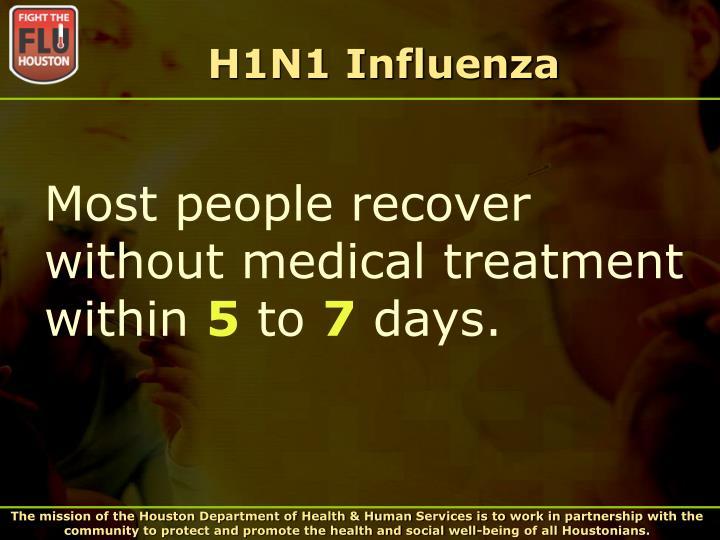H1N1 Influenza