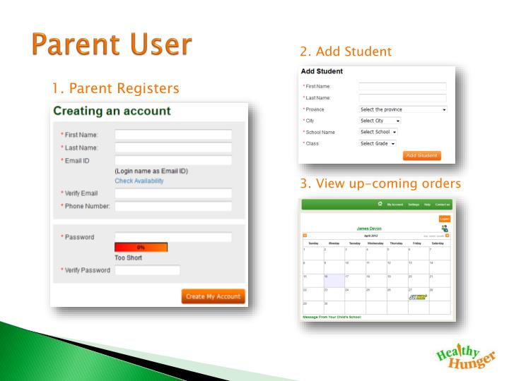 Parent User