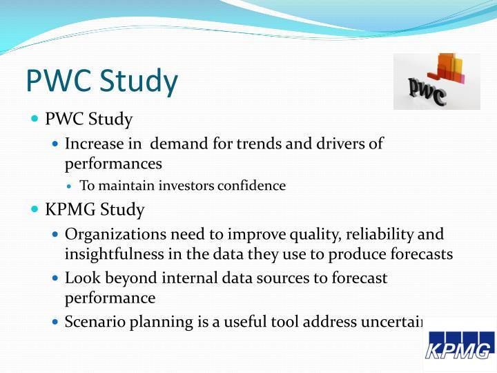PWC Study