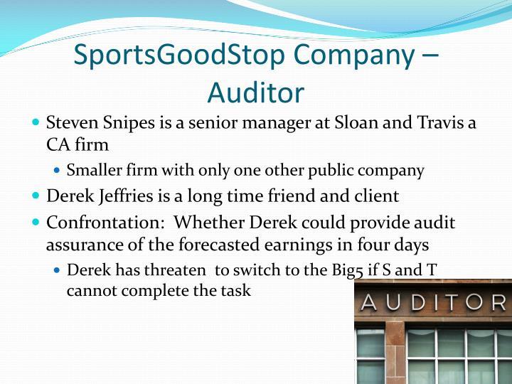 SportsGoodStop