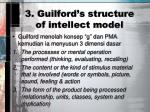 3 guilford s structure of intellect model