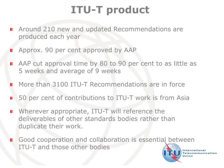 ITU-T product