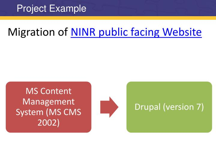 Project Example