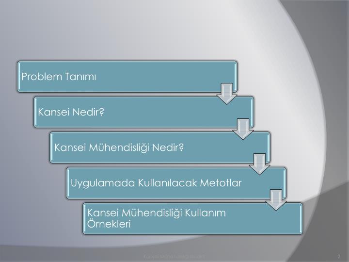 Kansei Mühendisliği Nedir?