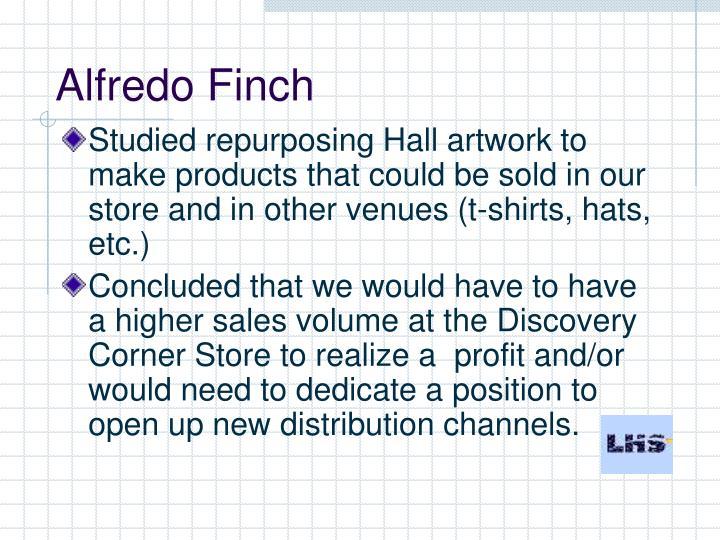 Alfredo Finch