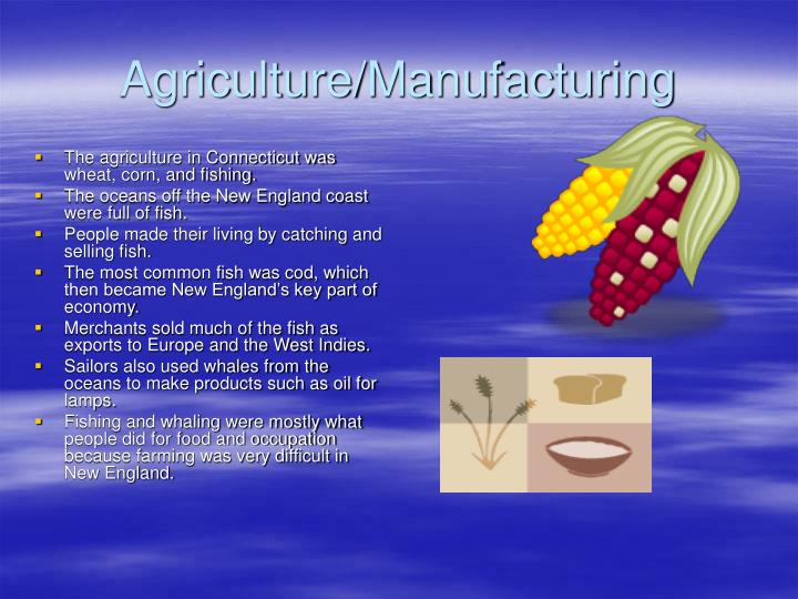 Agriculture/Manufacturing