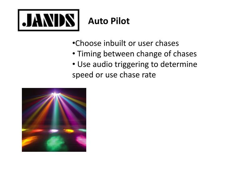 Auto Pilot