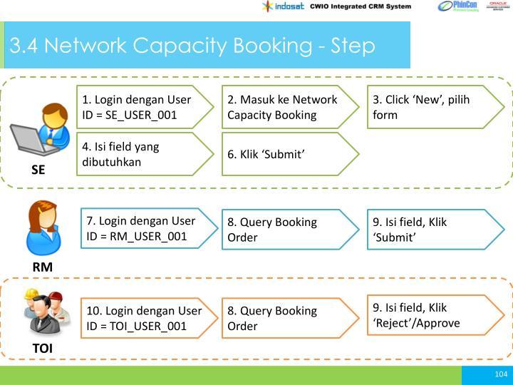 3.4 Network Capacity