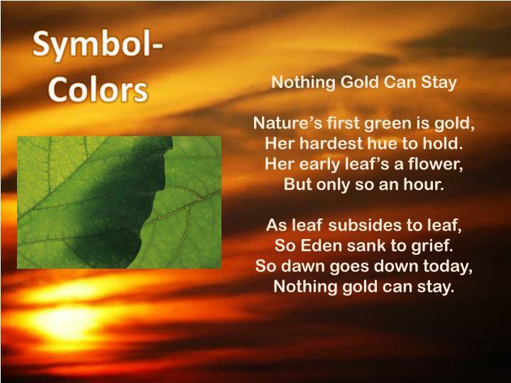 Symbol-Colors