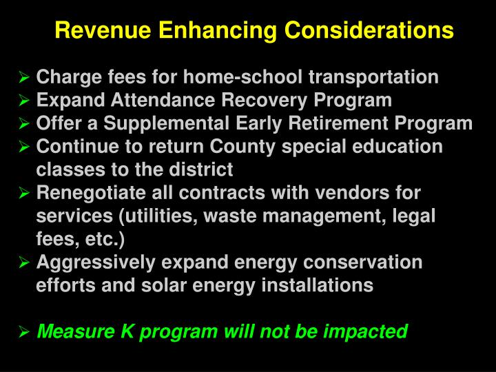 Charge fees for home-school transportation