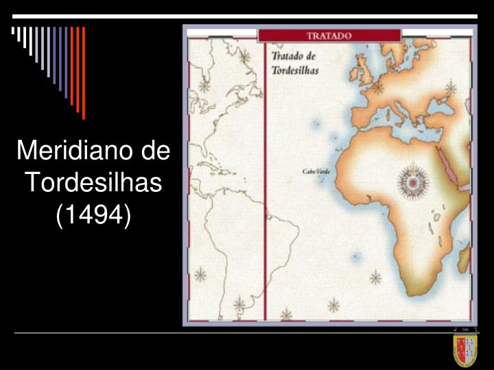 Meridiano de Tordesilhas (1494)