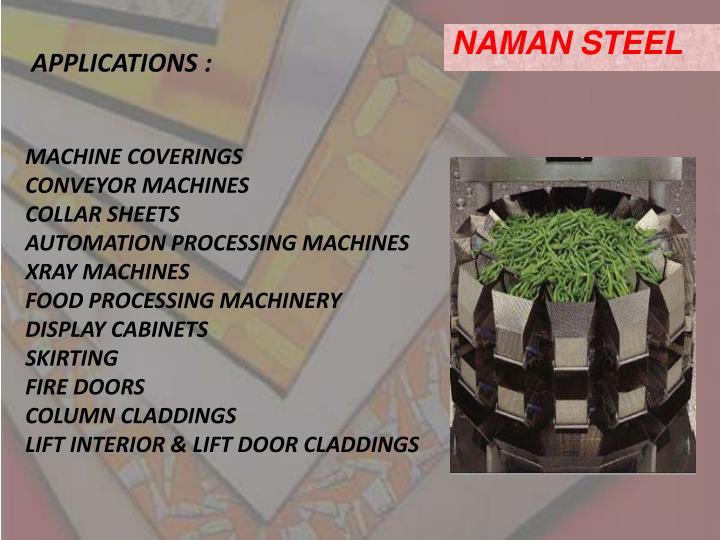 NAMAN STEEL