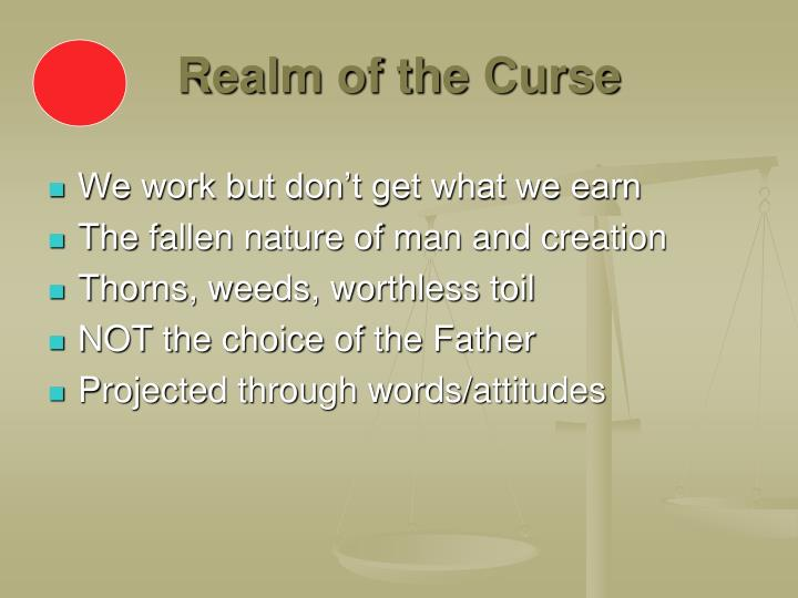 Realm of the Curse