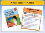 a new resource more