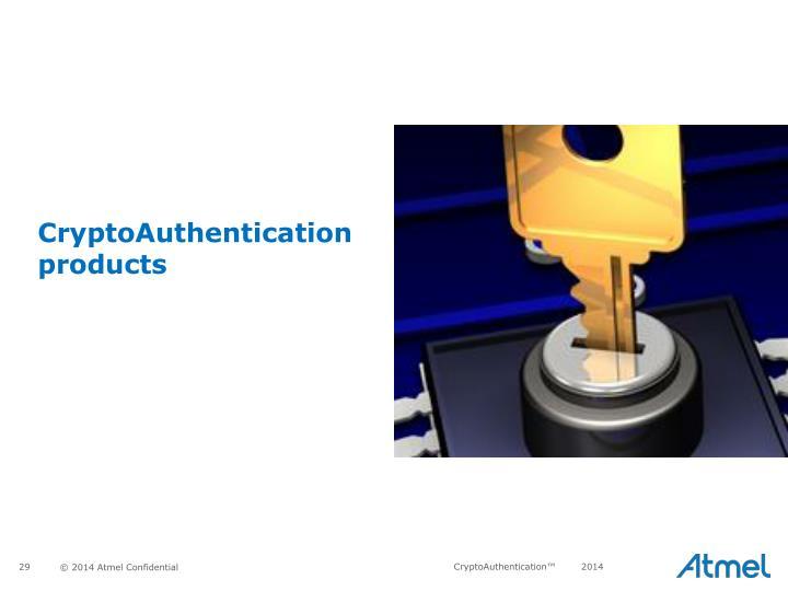 CryptoAuthentication