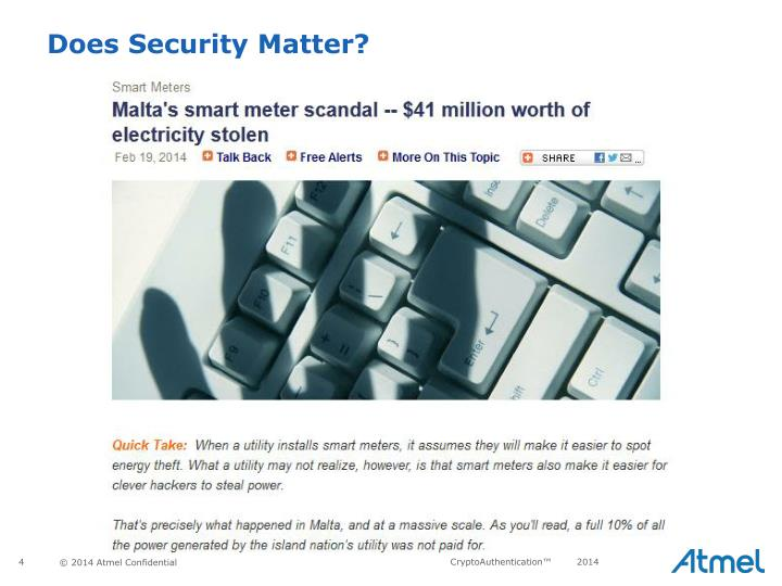 Does Security Matter?