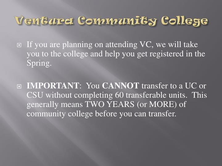Ventura Community College