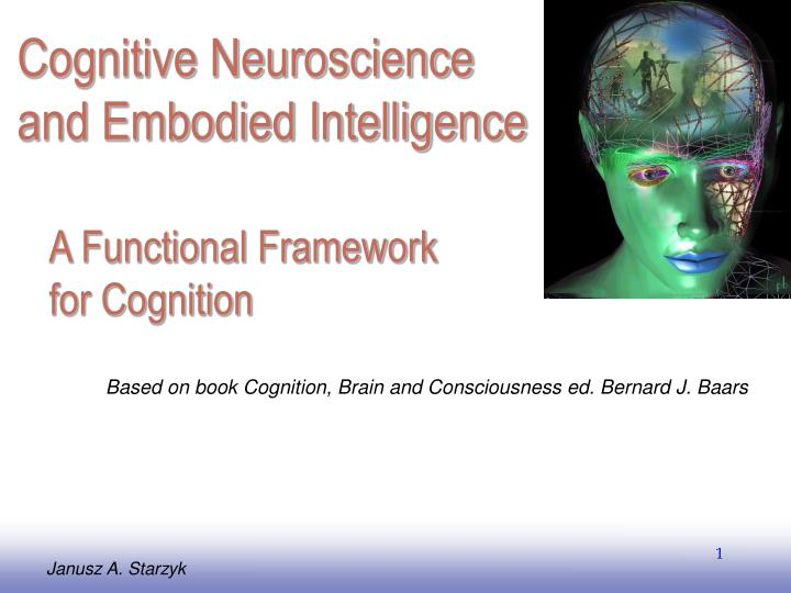 a functional framework for cognition