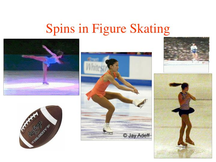 Spins in Figure Skating