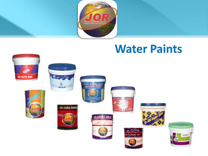 Water Paints
