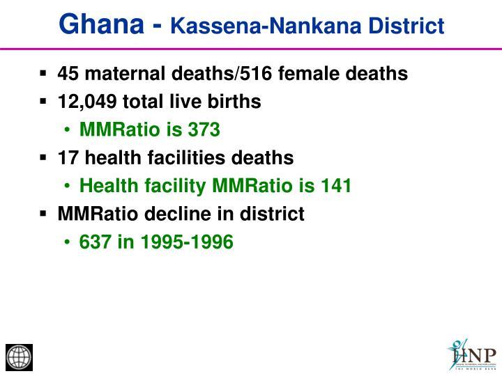 Ghana -