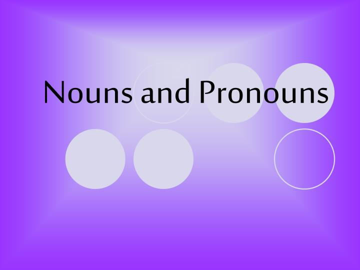 I add unnecessary pronouns !!?