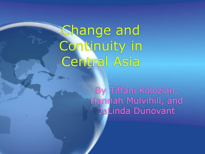 changes and continuities of islam