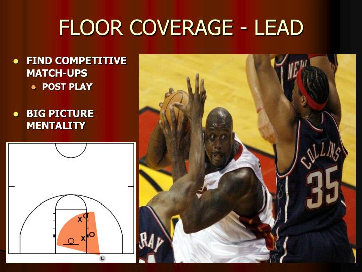 FLOOR COVERAGE - LEAD