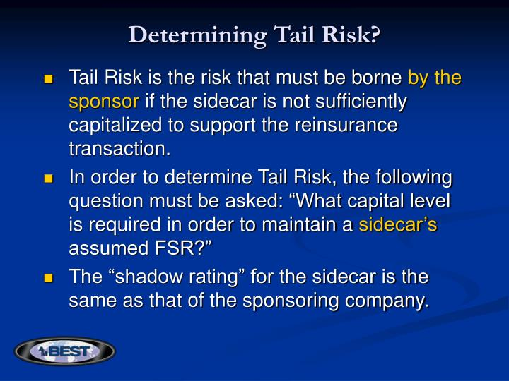 Determining Tail Risk?