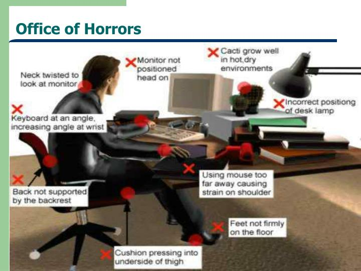 Office of Horrors