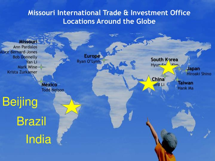 Missouri International Trade & Investment Office