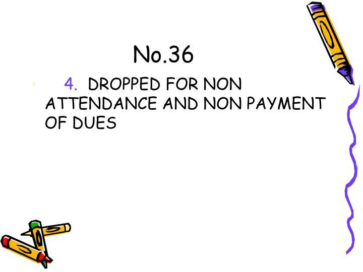 No.36