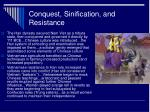 conquest sinification and resistance