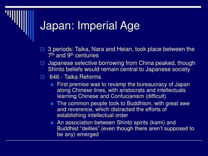 Japan: Imperial Age
