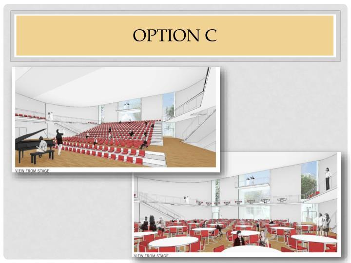 Option c