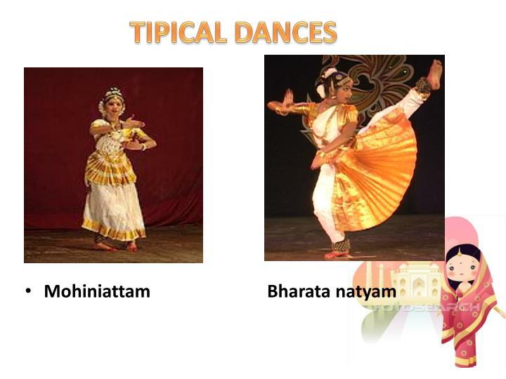 TIPICAL DANCES