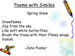 poems with similes2