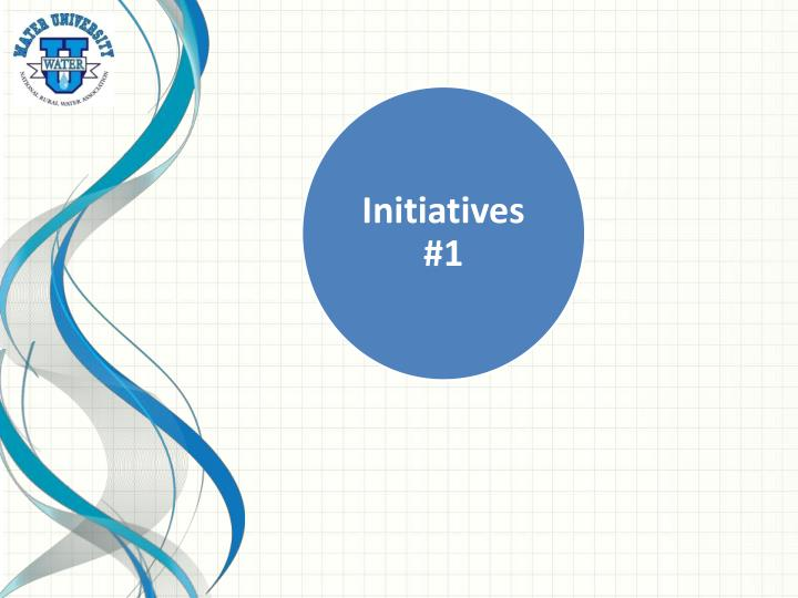 Initiatives #1