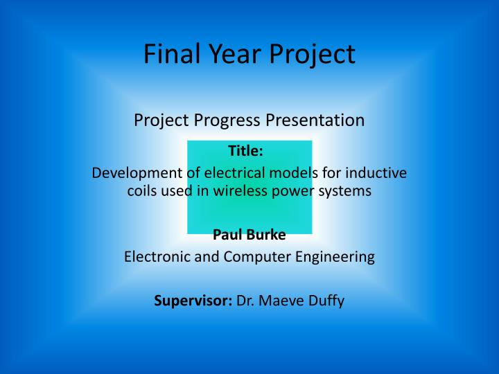 Final%20Year%20Project%20Oral%20Presentation - PowerPoint PPT Presentation