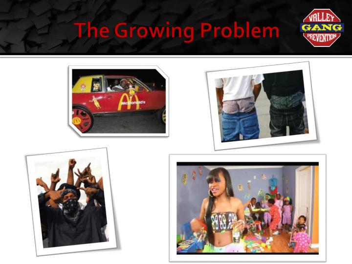The growing problem