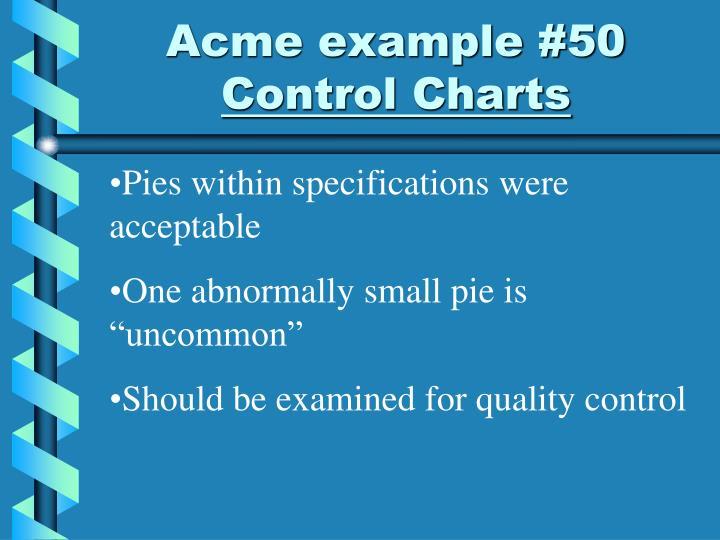 Acme example #50