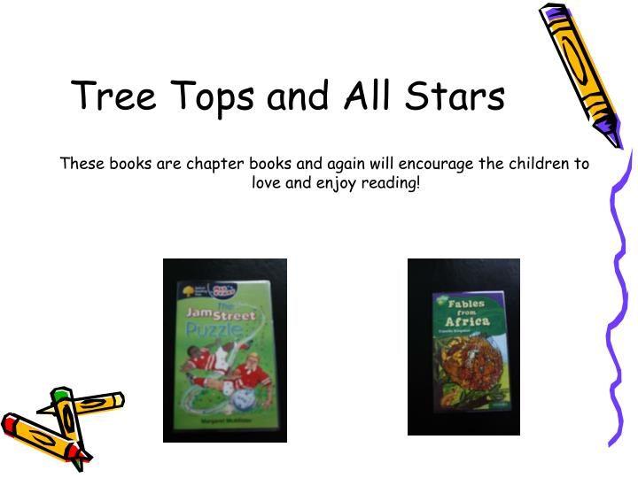 Tree Tops and All Stars