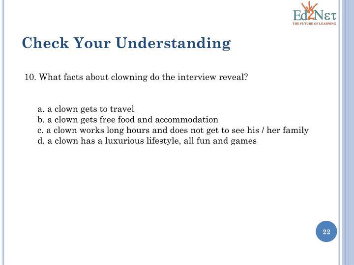 Check Your Understanding