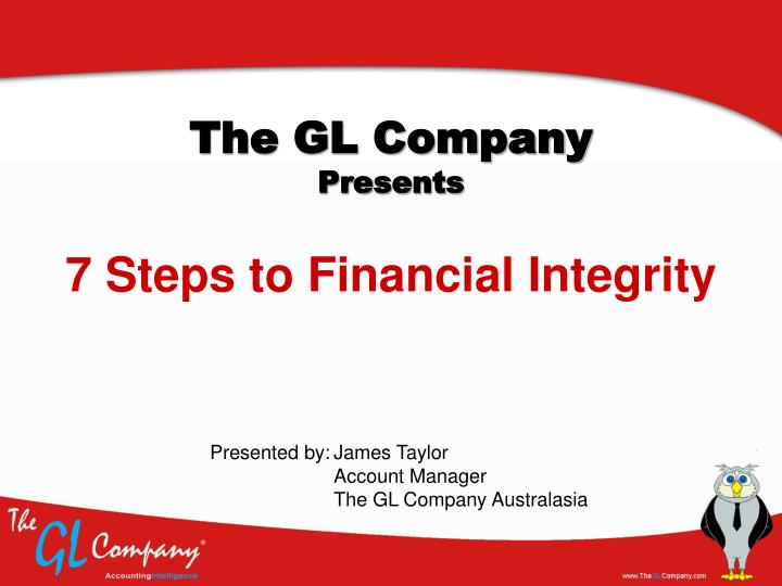 The gl company presents