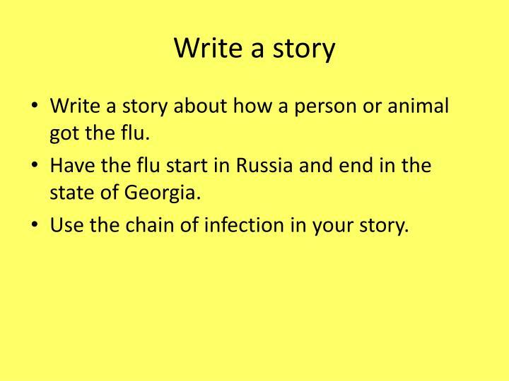Write a story
