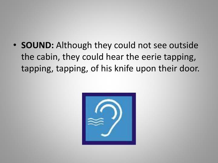 SOUND:
