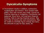 dyscalculia symptoms3